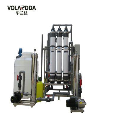 热销矿泉水生产线设备 华兰达环保节能矿泉水生产线全自动运行模式一站式启动