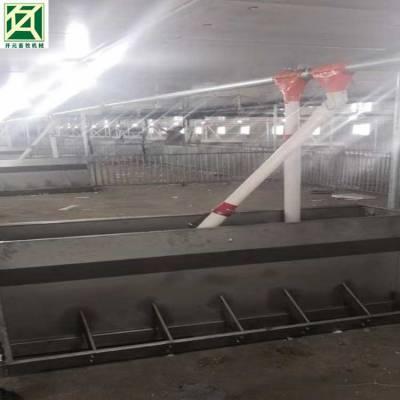 安徽自动化养猪设备 母猪用刮粪机 猪用料线 自动刮粪机 全自动清粪机
