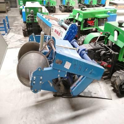 遥控履带开沟机多少钱一台 遥控履带开沟机 多功能履带开沟施肥机生产厂家