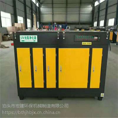 炼油厂UV光氧催化净化器适用温度70°以下