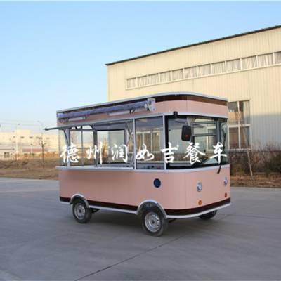 移动小吃车-和田县小吃车-润如吉餐车(查看)