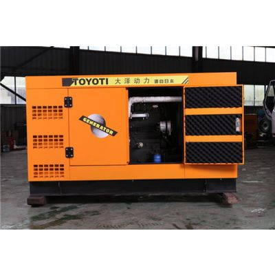 100kw冷库用柴油发电机价格