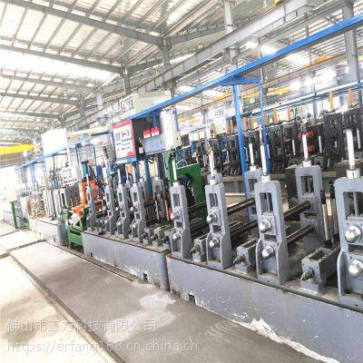 供应高频感应焊管设备 可加工2.0镀锌方管焊管机组