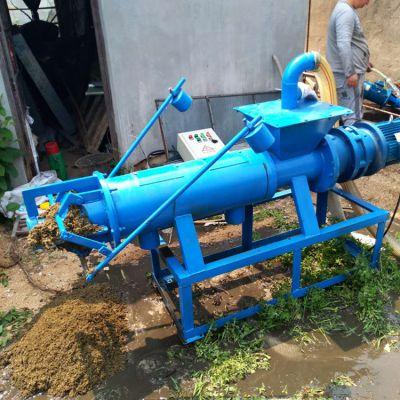 固液分离脱水机 规格可定制螺旋脱水机