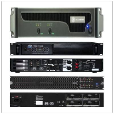 TOPP PRO美国拓谱立体声功放MA-2500