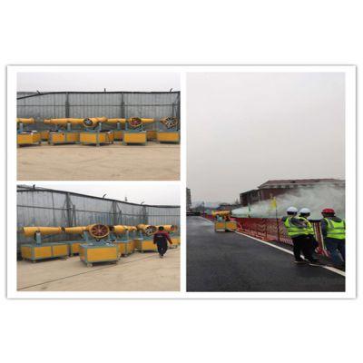 三门峡电厂降尘喷雾设备供应中厂家