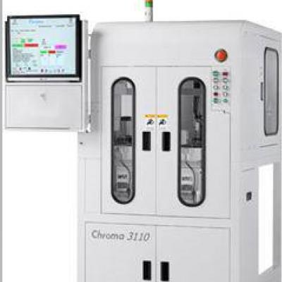 Chroma/致茂台湾3110双用单站测试分类机