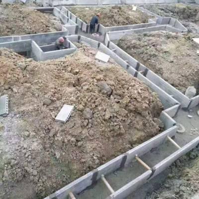 空心水泥板替代砖胎膜(图)-砖胎膜交底-安福砖胎膜