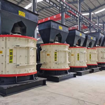 环保型1500立轴制砂机价格 山石复合式破碎机 宏富矿山石料立式粉碎机厂家