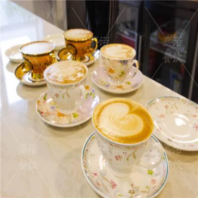 学咖啡拉花技术哪有培训 西安专业饮品咖啡培训班