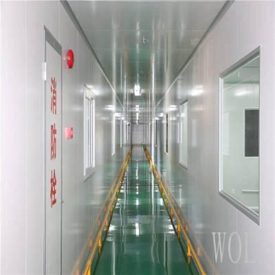 洁净室装修 实验室 PVC防静电地坪