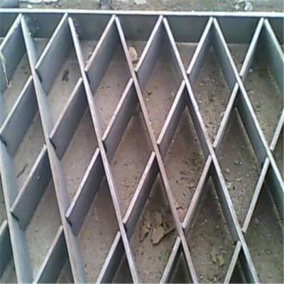 热镀锌钢格栅板 钢格栅厂家定制加工