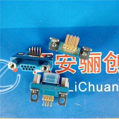 军标矩形连接器现货畅销J30-9TJW-J 线长可定制