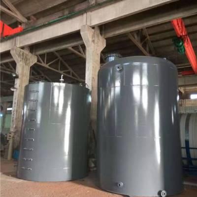 钢衬塑料储罐- 无锡伟龙-钢衬塑料储罐厂家怎么选择?