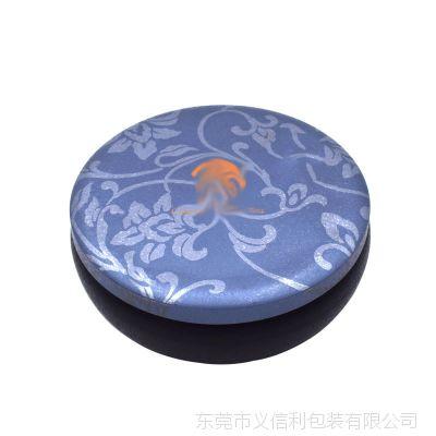 厂家定制香薰蜡铁罐 高档蜡烛罐圆形储物铁盒 20.8盎司蜡烛铁罐定制