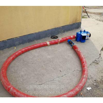 10厘米管径吸粮机 高效率粮食抽吸机浩发