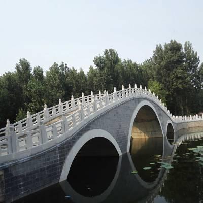 桥栏杆批发-河道拱桥栏杆石材定做-曲阳县聚隆园林雕塑