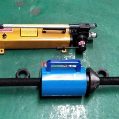 挖机电动压套机厂家 380V电动液压压套机 便携式手动压套机