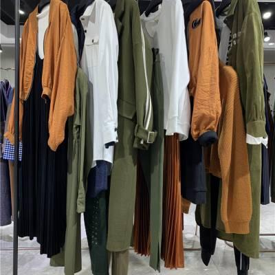 盐城马克华菲剪标折扣女装优质货源哪里有