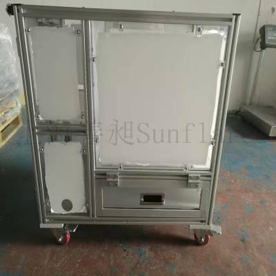流水线支架定制厂家上海善昶Sunflare工业设备框架
