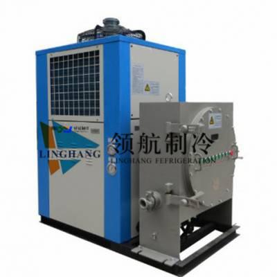 深圳龙城冷水机-领航制冷-低温螺杆冷水机