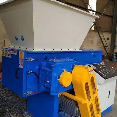 废旧地膜撕碎机性能产量 塑料薄膜粉碎机 供应小型地膜撕碎机