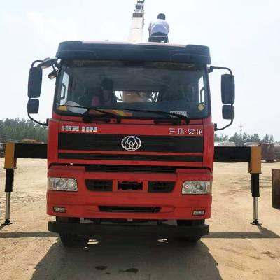 三环昊龙后提升桥8吨 10吨 12吨 14吨随车吊厂家价格
