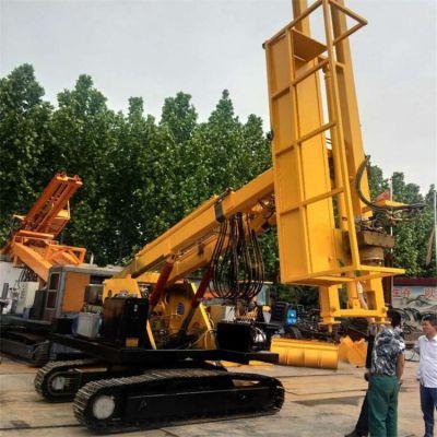 稳拓机械新型建筑工程护坡锚固钻机 边坡支护锚固钻机 6-15米升高