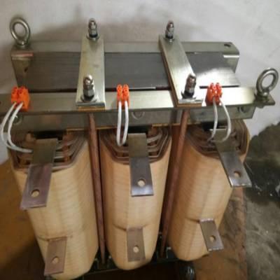 聚源DASLK-50A-EISA-0.28mH进线电抗器该进线电抗器为三相 均为铁芯干式