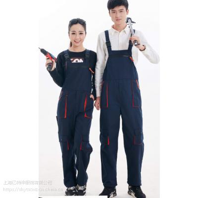 供应,定制,纯棉,收缩性,背带连体工装裤。工作裤。