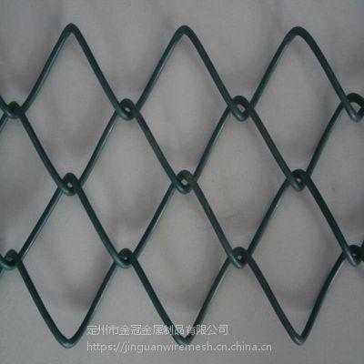 勾花网 菱形网 镀锌勾花网 包塑菱形网