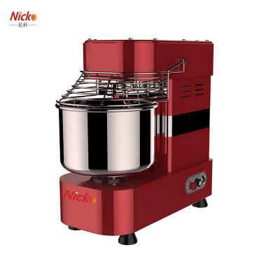 尼科双动双速和面机 商用和面机 面粉搅拌机打面机 变频双动和面机 方形和面机
