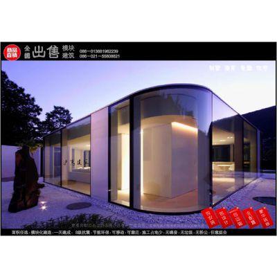 全球销售108M2双层 花园洋房 豪华别墅集成房 钢结构 工房 仓库 办公室