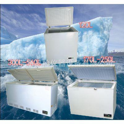 低温工业冰箱 品检QC-DWW-120L卧式 东莞品鉴供应小型、中等型、大型工业冰箱