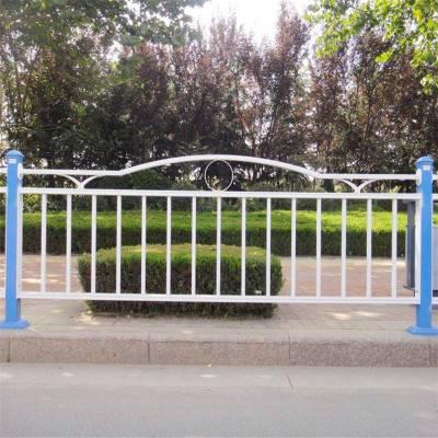 河南护栏厂三门峡义马道路护栏 城市护栏 活动式道路隔离栏
