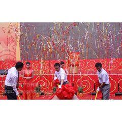 天津市盛世礼仪庆典提供开业庆典活动道具彩虹机彩带机彩炮机出租租赁