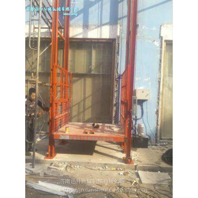秦皇岛三层、9.8米、载重2吨升降货梯生产厂家报价
