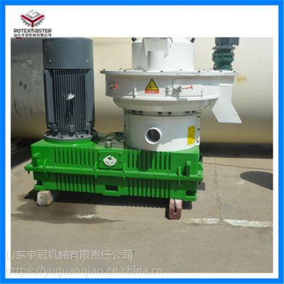 盘锦560水稻秸秆颗粒机厂家