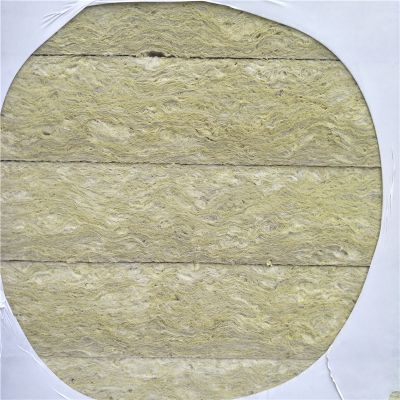 直销40mm岩棉复合板 A级玄武岩岩棉板价格