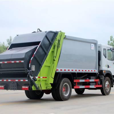 宁德智能型垃圾车生产厂家 环卫专用垃圾车 手续简便
