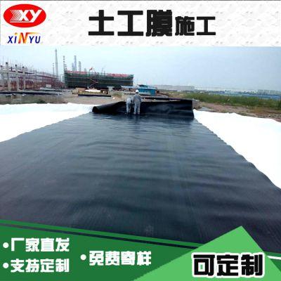 河道防渗黑膜 使用寿命长 耐紫外线 施工方便 山东厂家热销 山东图库下载