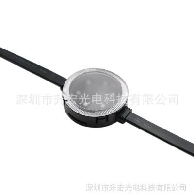 LED像素灯 5公分led点光源 景观亮化DMX512点光源
