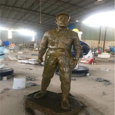 佛山玻璃钢人物雕塑口碑厂家