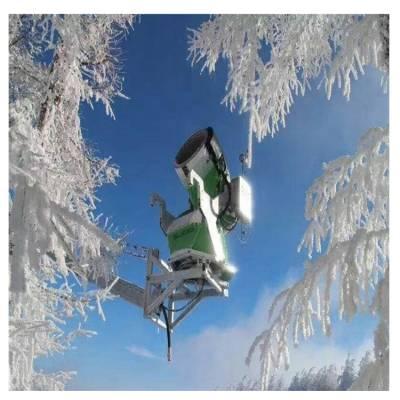 室外大型滑雪场适合苏法格进口大型造雪机 溪深难受雪,山冻不流云。