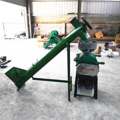 粉煤灰管式螺旋提升机 工业化工粉末颗粒上料机