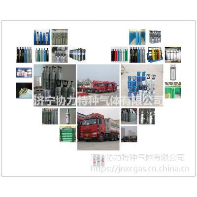供应甘肃平凉氩甲烷气体P10气 气体公司