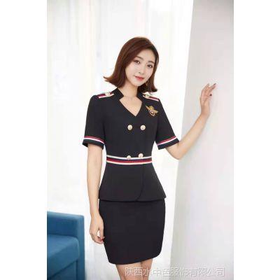 西安男女装 表演服 KTV夜场 酒吧服装(白色 红色 黑色) 化纤类混纺 现场订货 ***快16天交货