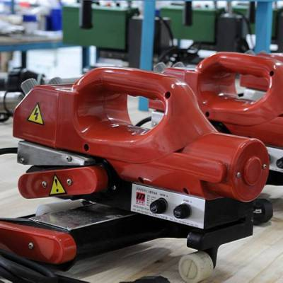 JHJP-500垃圾填埋场爬焊机应用 爬焊机销售 精恒焊接机价格查询