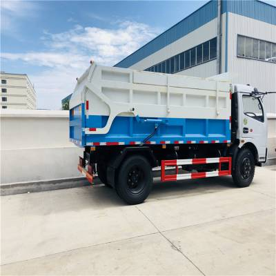 3方小型勾臂式垃圾车报价 15万左右的压缩垃圾车是什么品牌的