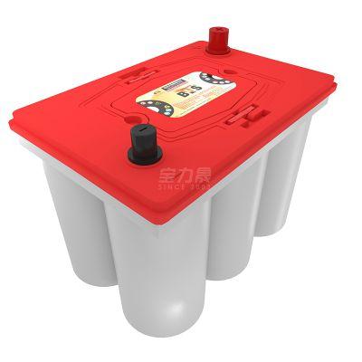 宝力晟12V100AH卷绕电池房车专用房车电瓶低温-大电流快充45分钟